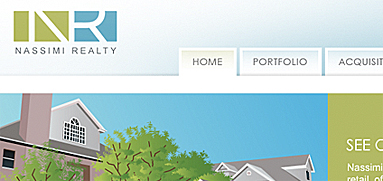 Thumbnail image for Nassimi Realty website